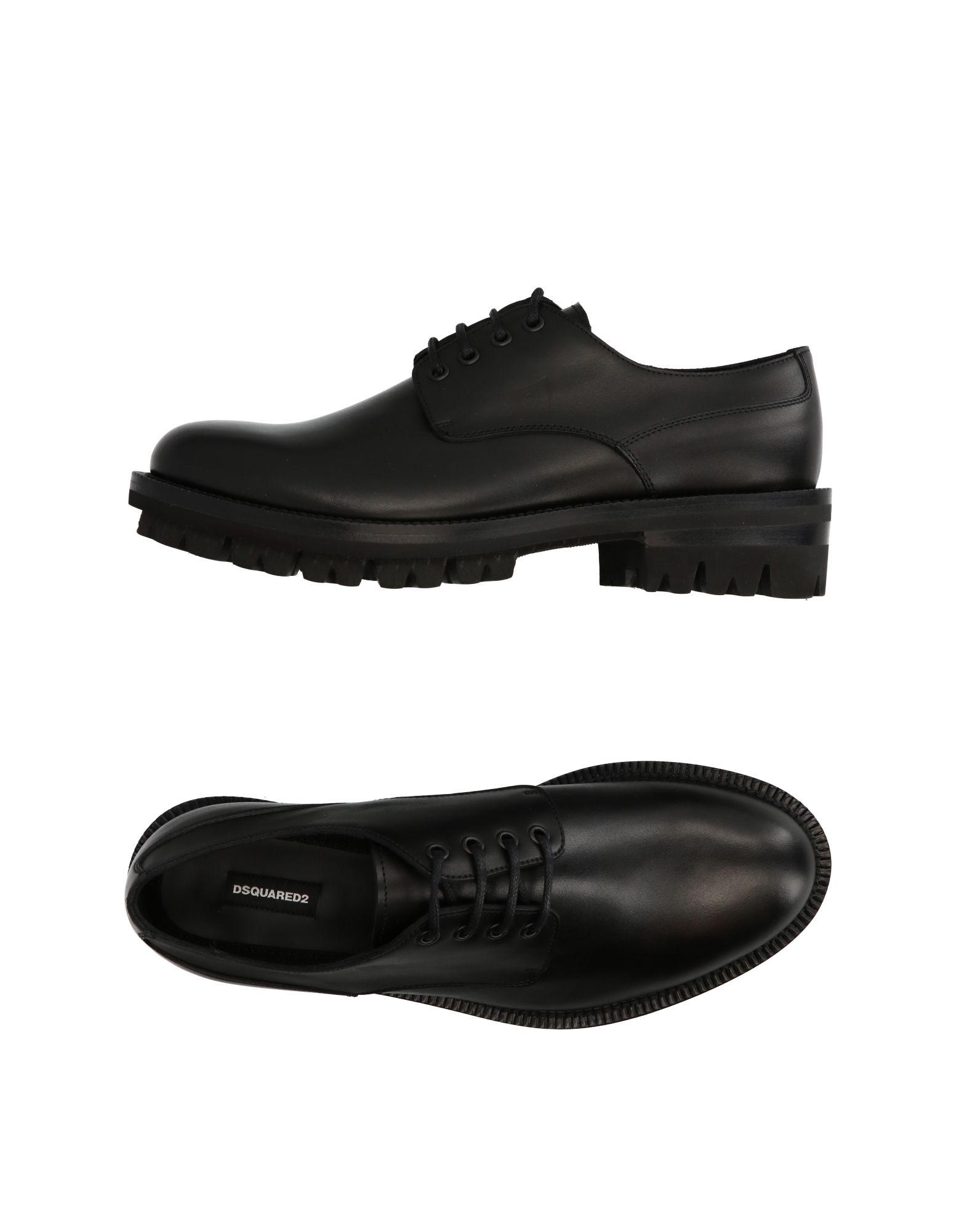 Günstige und modische Schuhe Dsquared2 Schnürschuhe Herren  11298724MO