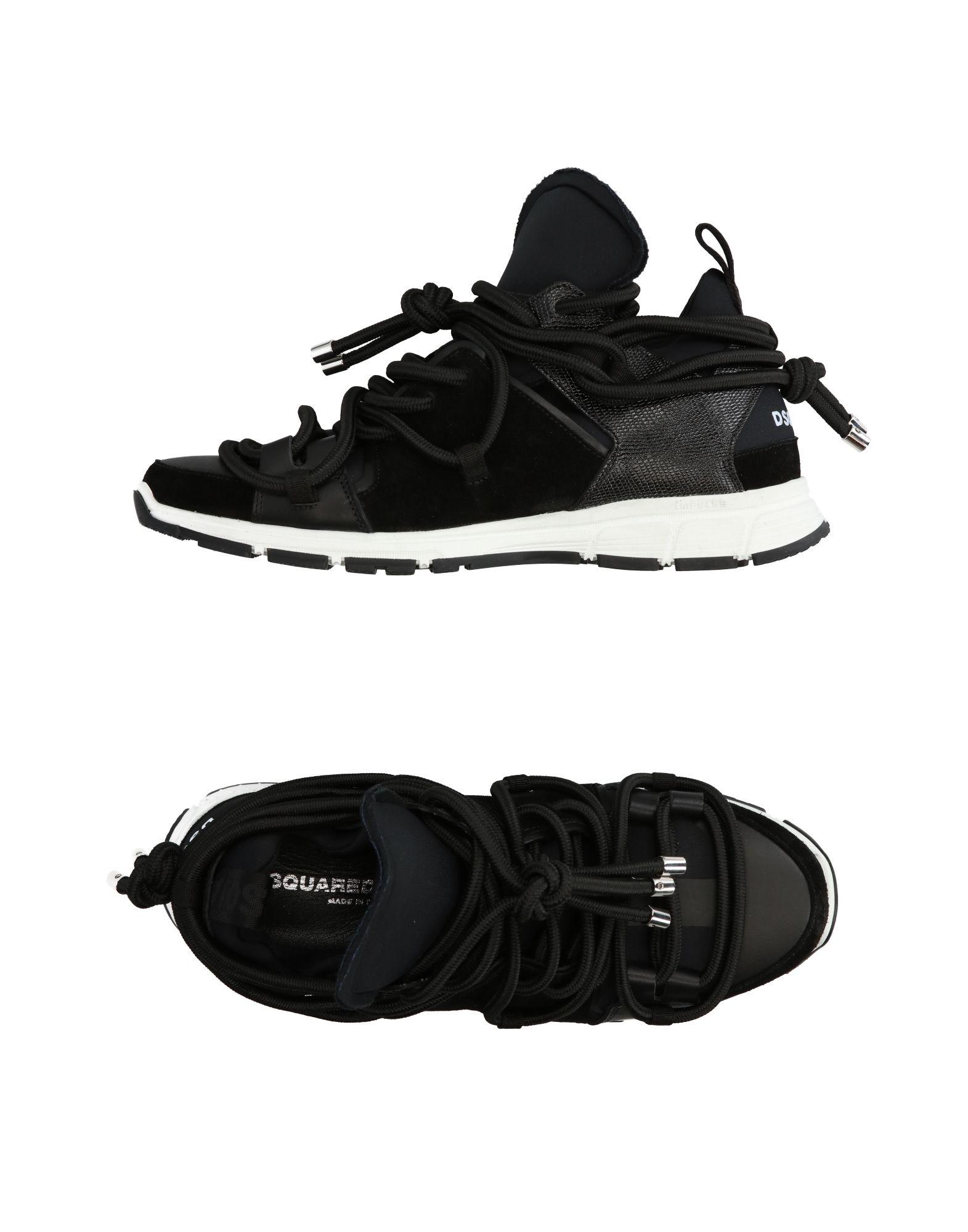 Dsquared2 Gute Sneakers Herren  11298776IO Gute Dsquared2 Qualität beliebte Schuhe 91129a