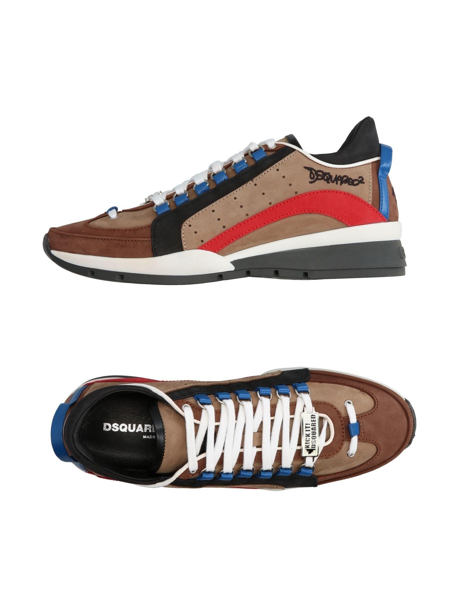 11298778CD Dsquared2 Sneakers Herren  11298778CD  4fc6a3