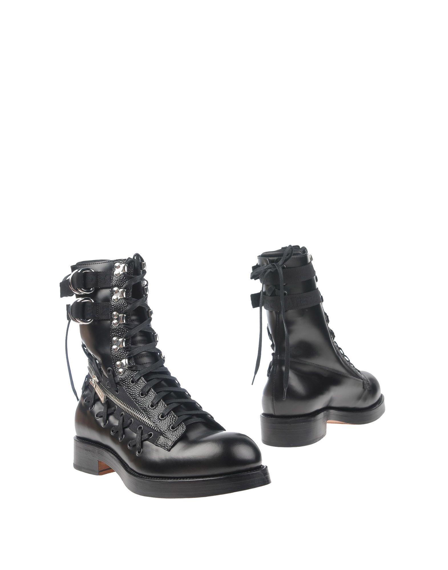 Günstige und modische Schuhe Dsquared2 Stiefelette Herren  11298799MR