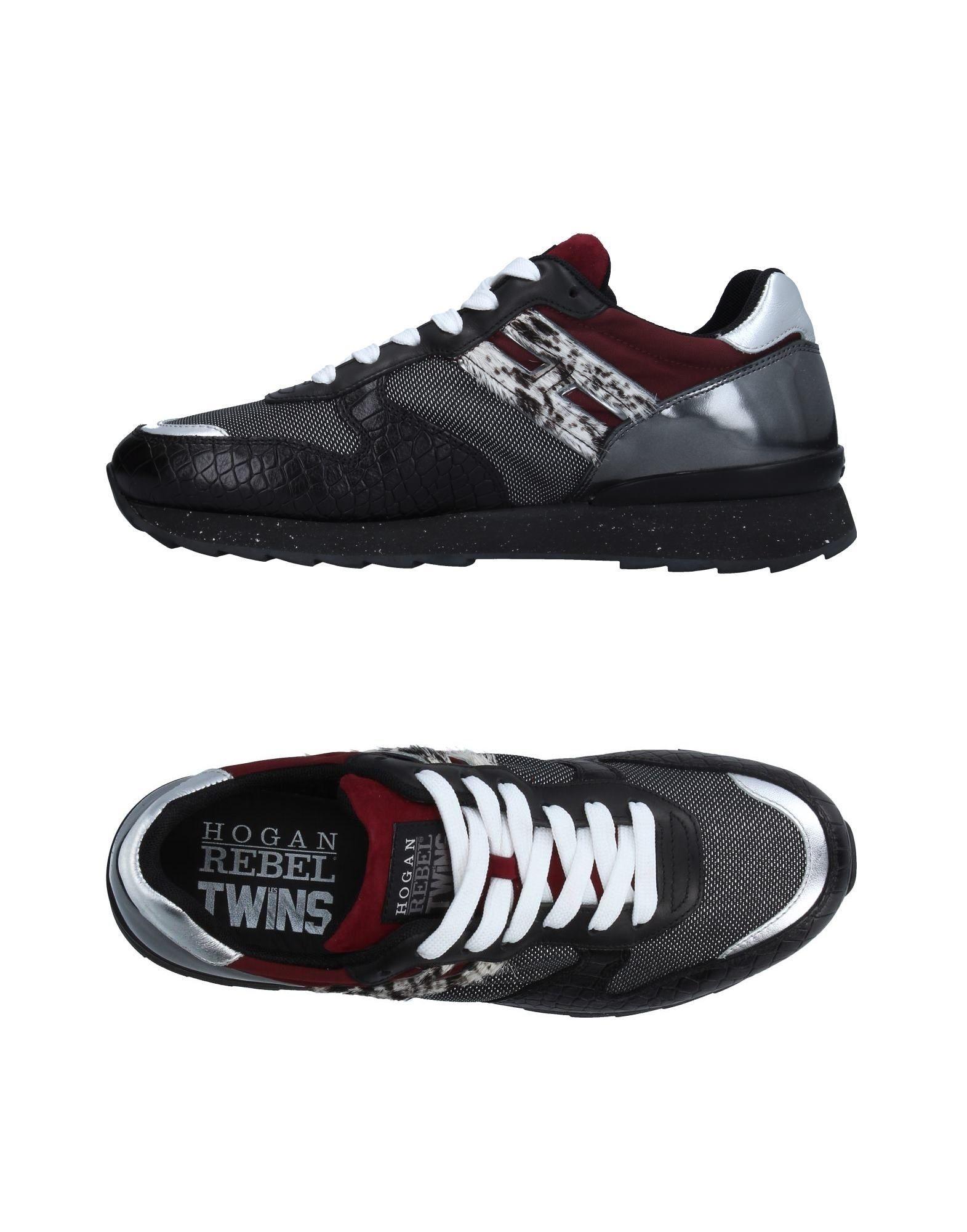 Hogan Rebel Sneakers Herren  11298803TR Neue Schuhe