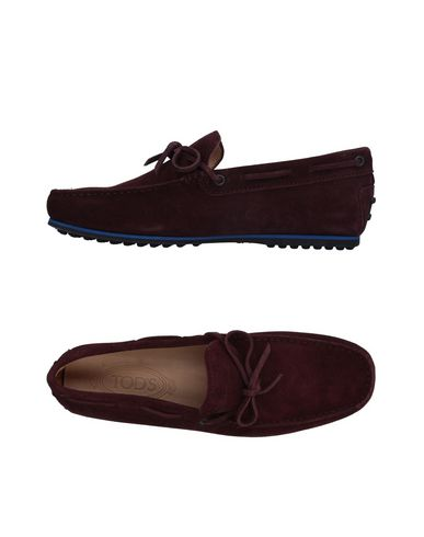 Zapatos con descuento - Mocasín Tod's Hombre - Mocasines Tod's - descuento 11298804BM Berenjena 987b90