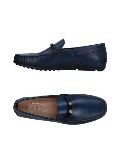 Zapatos con descuento Mocasín Tod's Hombre - Mocasines Tod's - 11298807WW Azul oscuro