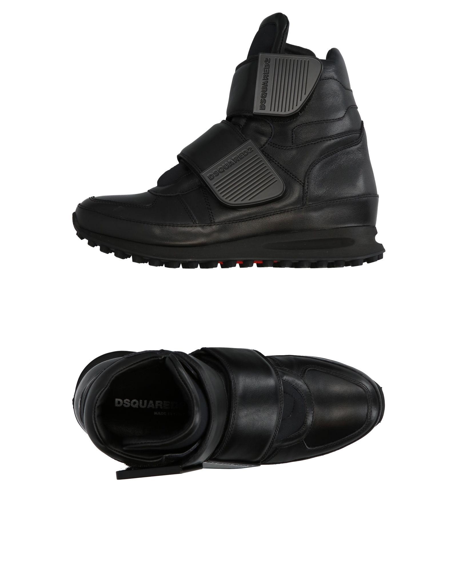 DsquaROT2 Sneakers Herren Gutes Gutes Gutes Preis-Leistungs-Verhältnis, es lohnt sich c809f9