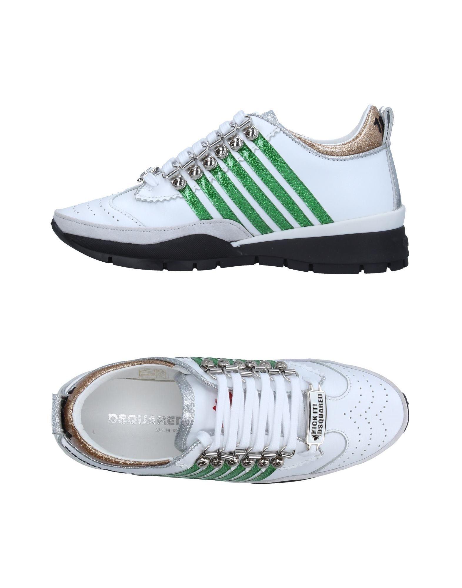 Dsquared2 Sneakers Damen  11298862RCGut aussehende strapazierfähige Schuhe
