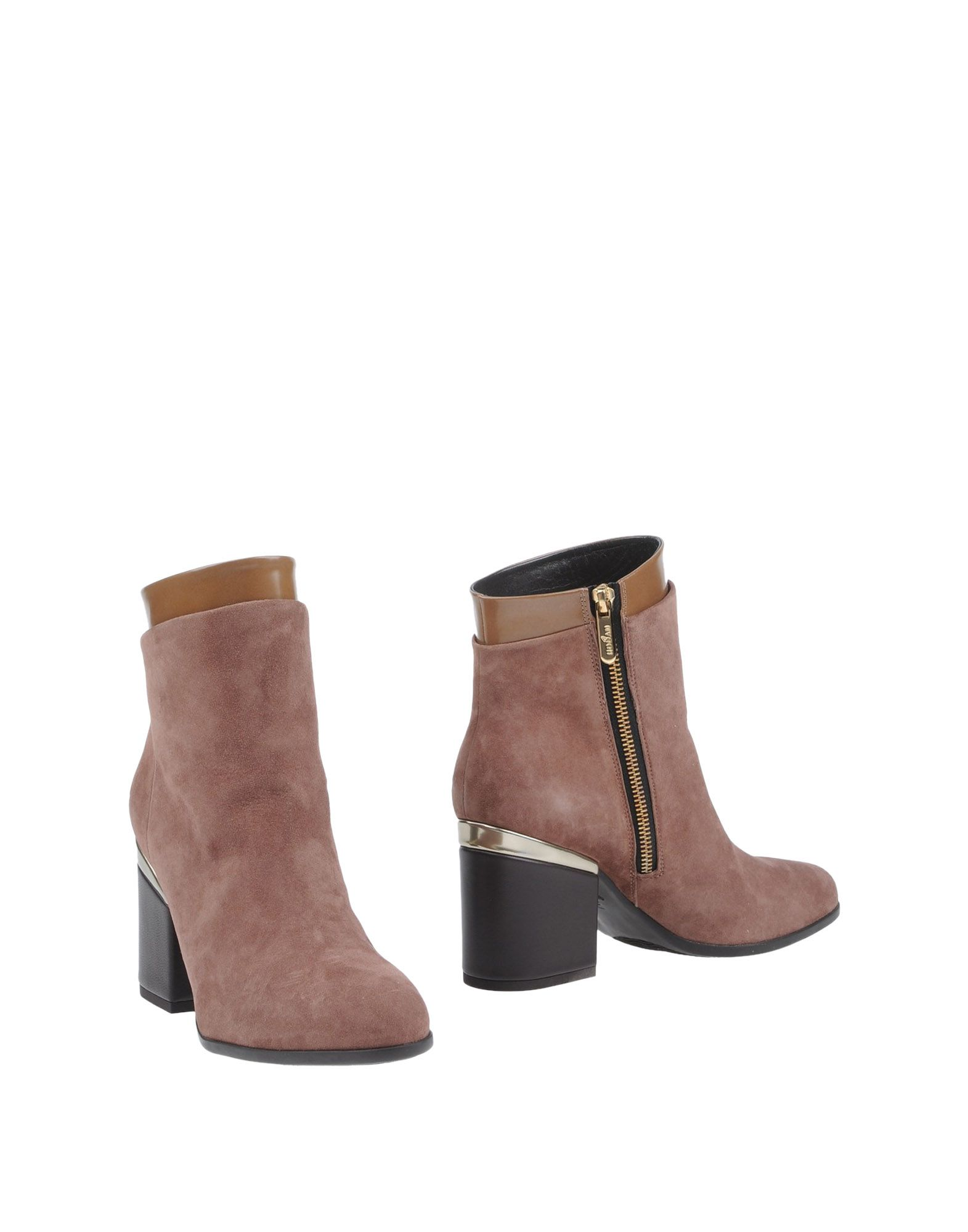 Rabatt Schuhe Hogan Stiefelette Damen  11298928AN