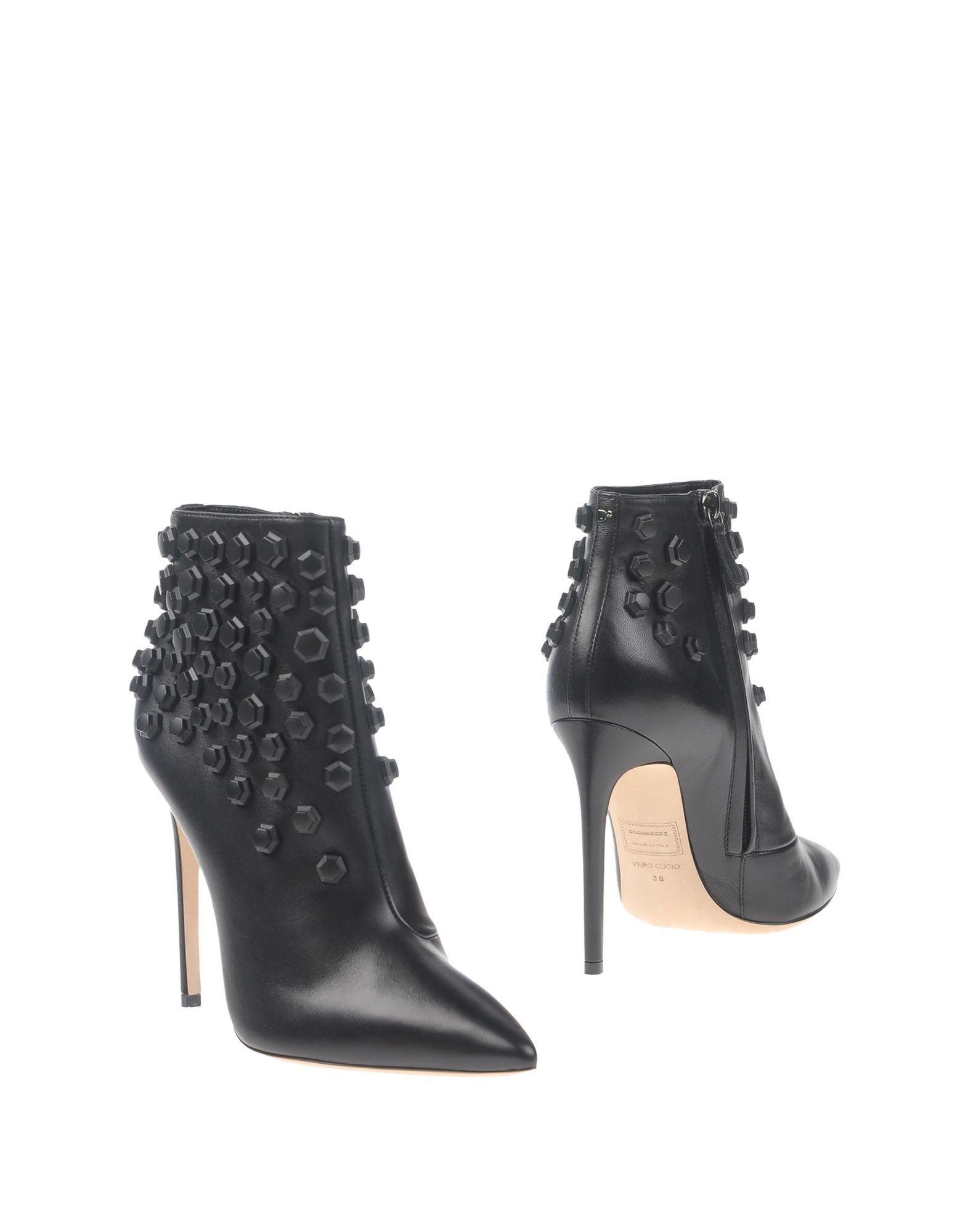 Dsquared2 Stiefelette Damen  11298960GJGünstige gut aussehende Schuhe