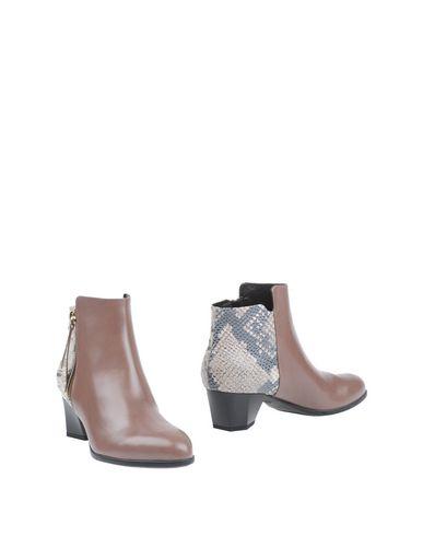 HOGAN Ankle boot Khaki Women