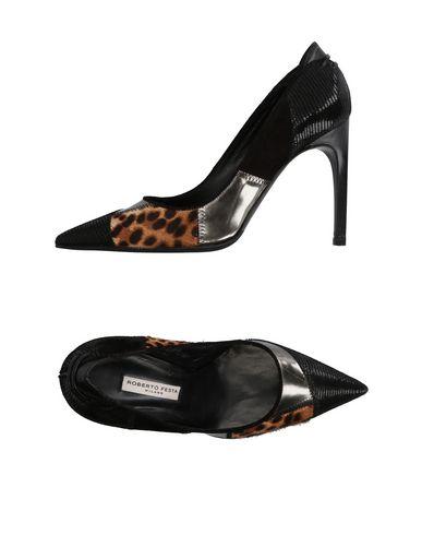 Casual salvaje Zapato De Salón Roberto Festa Festa Mujer - Salones Roberto Festa Festa - 11299168LE Negro b08b6e