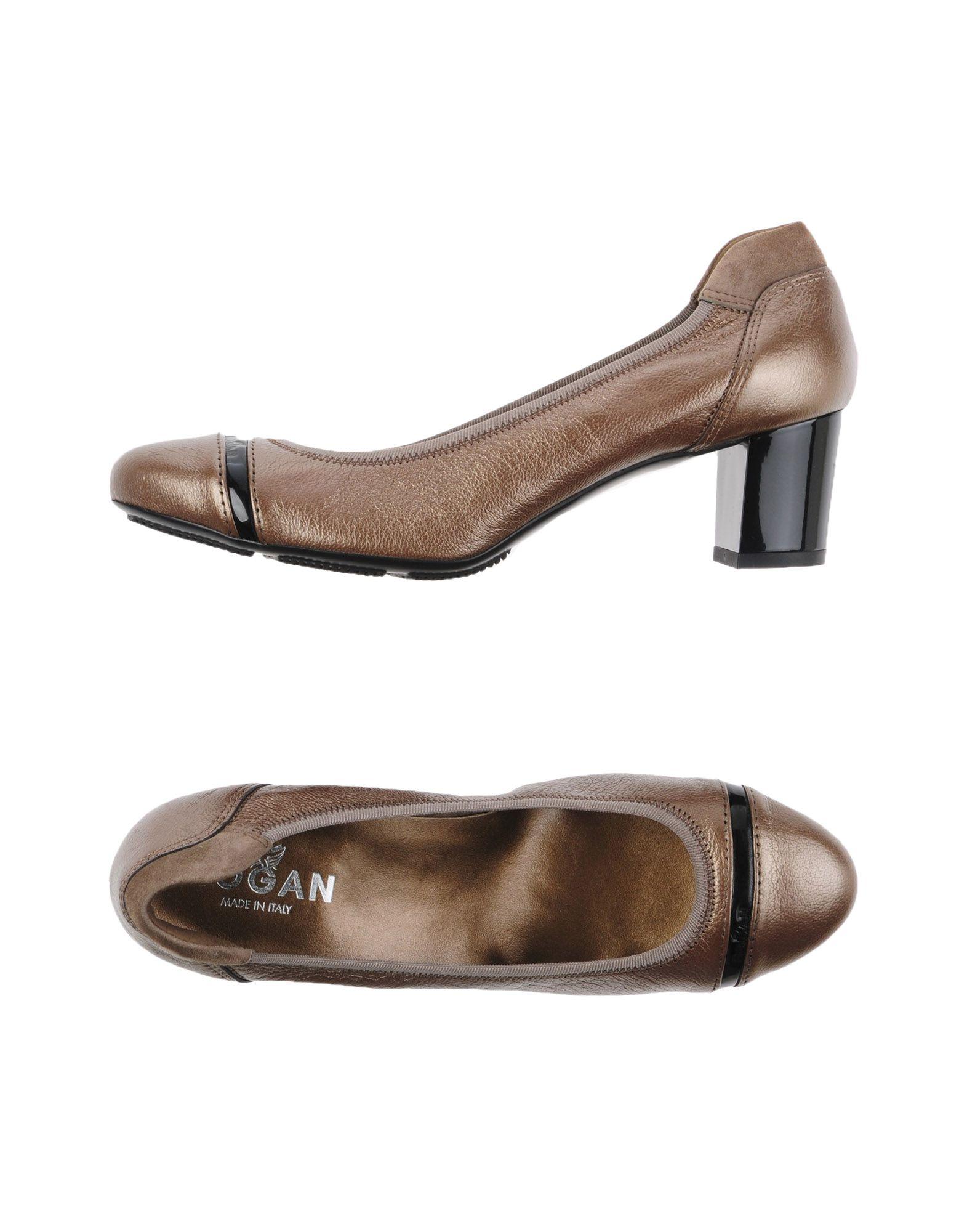 Hogan Pumps Damen Schuhe  11299212OKGut aussehende strapazierfähige Schuhe Damen 52f3f8