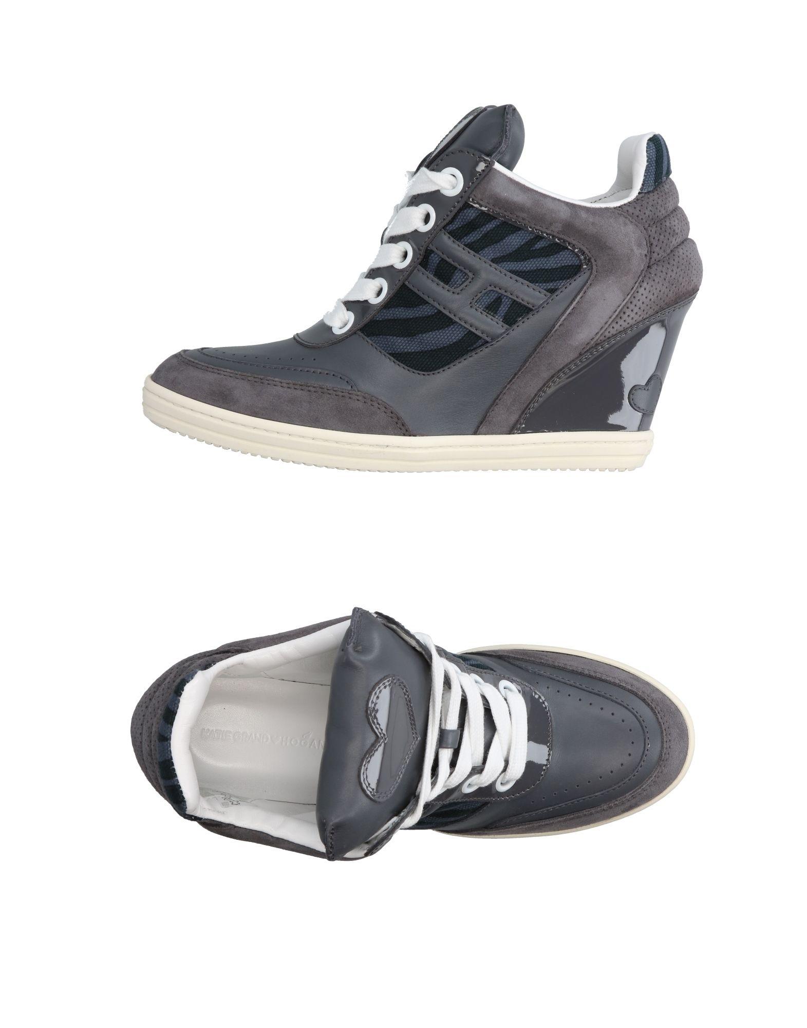 Katie Grand Loves Hogan Sneakers Damen  11299229HB Neue Schuhe