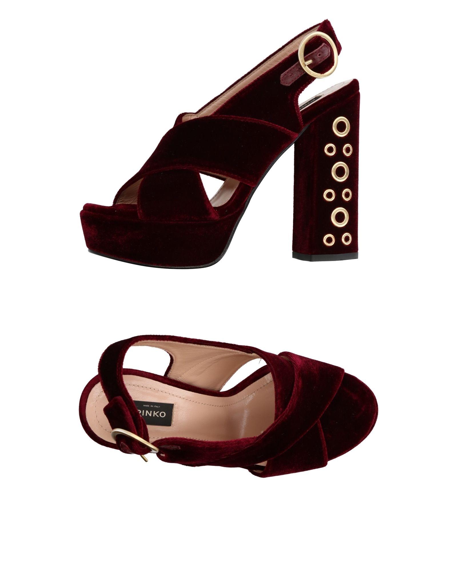 Sandales Pinko Femme - Sandales Pinko sur