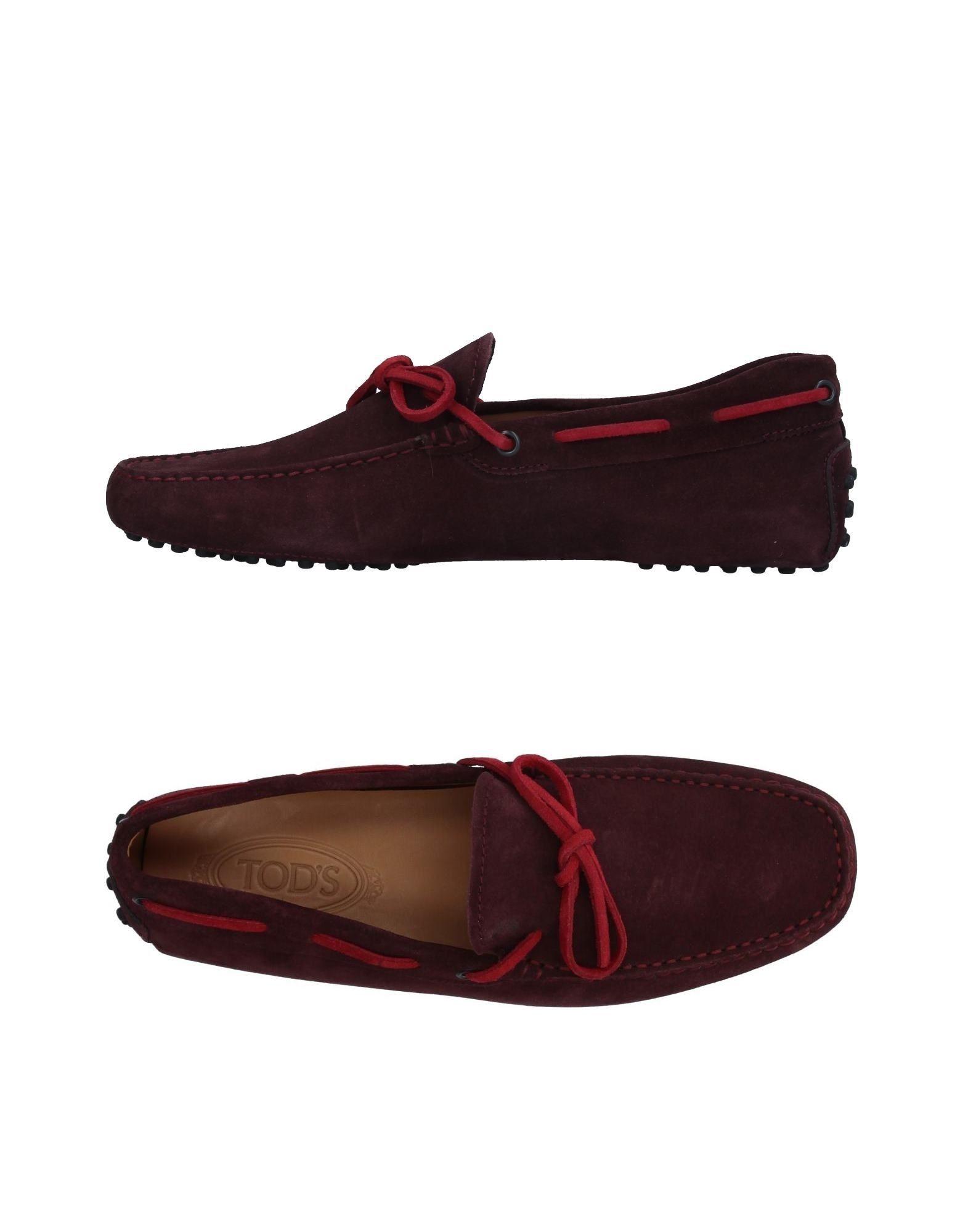 Tod's Loafers Loafers - Men Tod's Loafers Tod's online on  United Kingdom - 11299262HE 412d4a