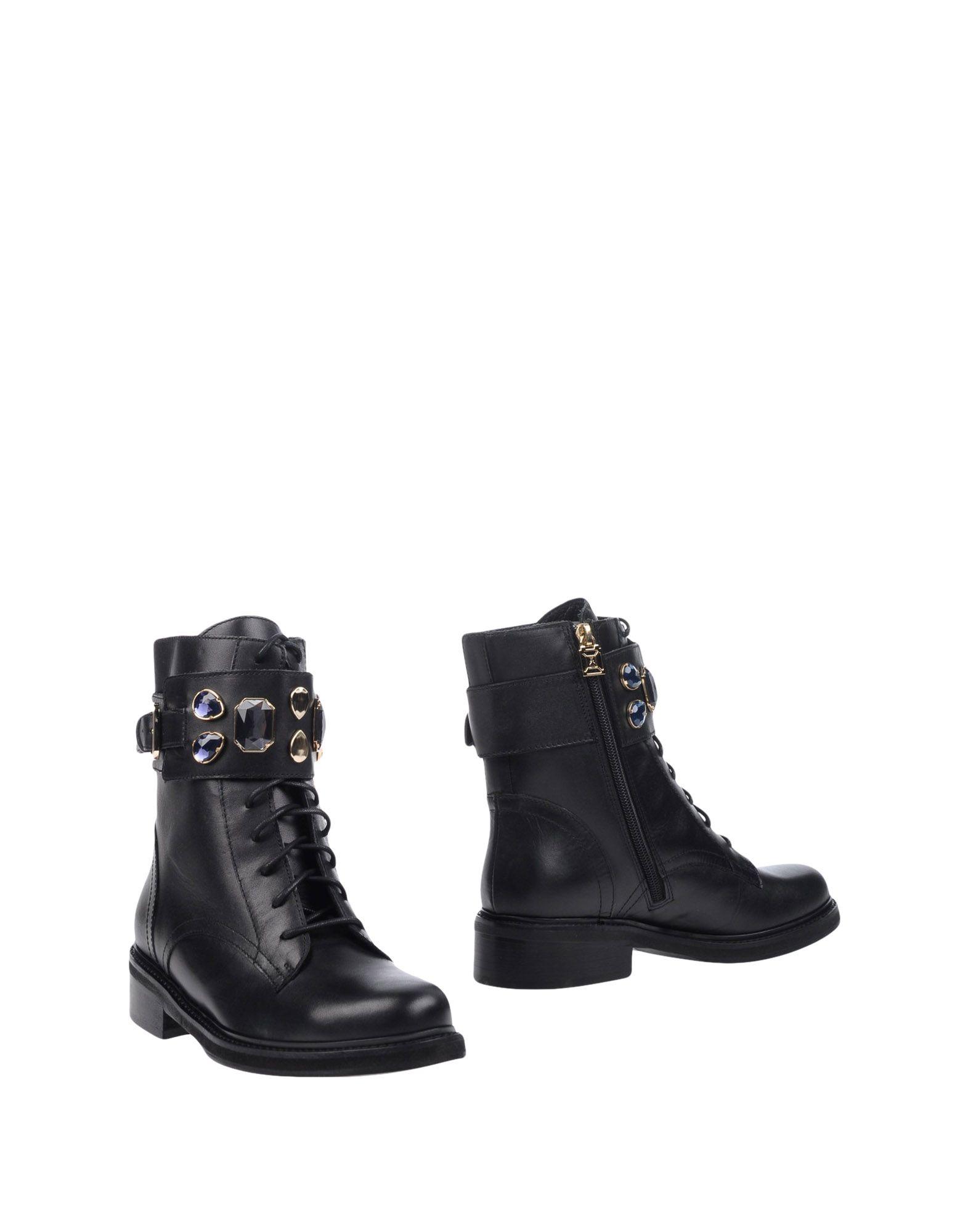 Rabatt Schuhe Patrizia Pepe Stiefelette Damen  11299307TR