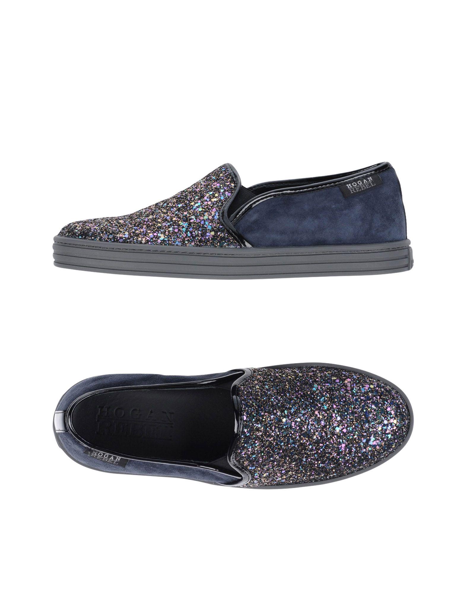 Stilvolle billige Schuhe Hogan Rebel Sneakers Damen  11299324EU