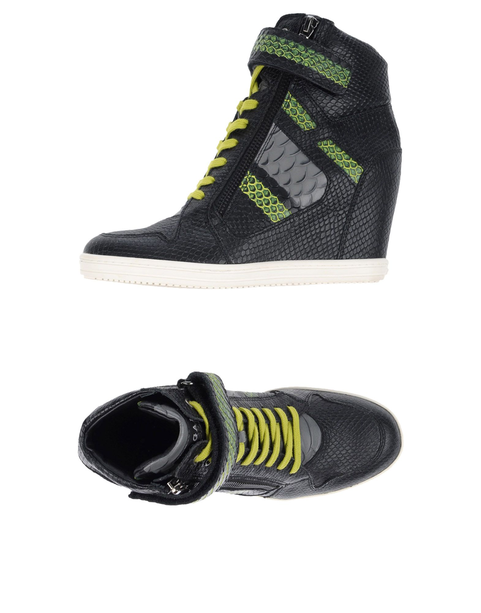 Rabatt Schuhe Hogan Rebel Sneakers Damen  11299379MU