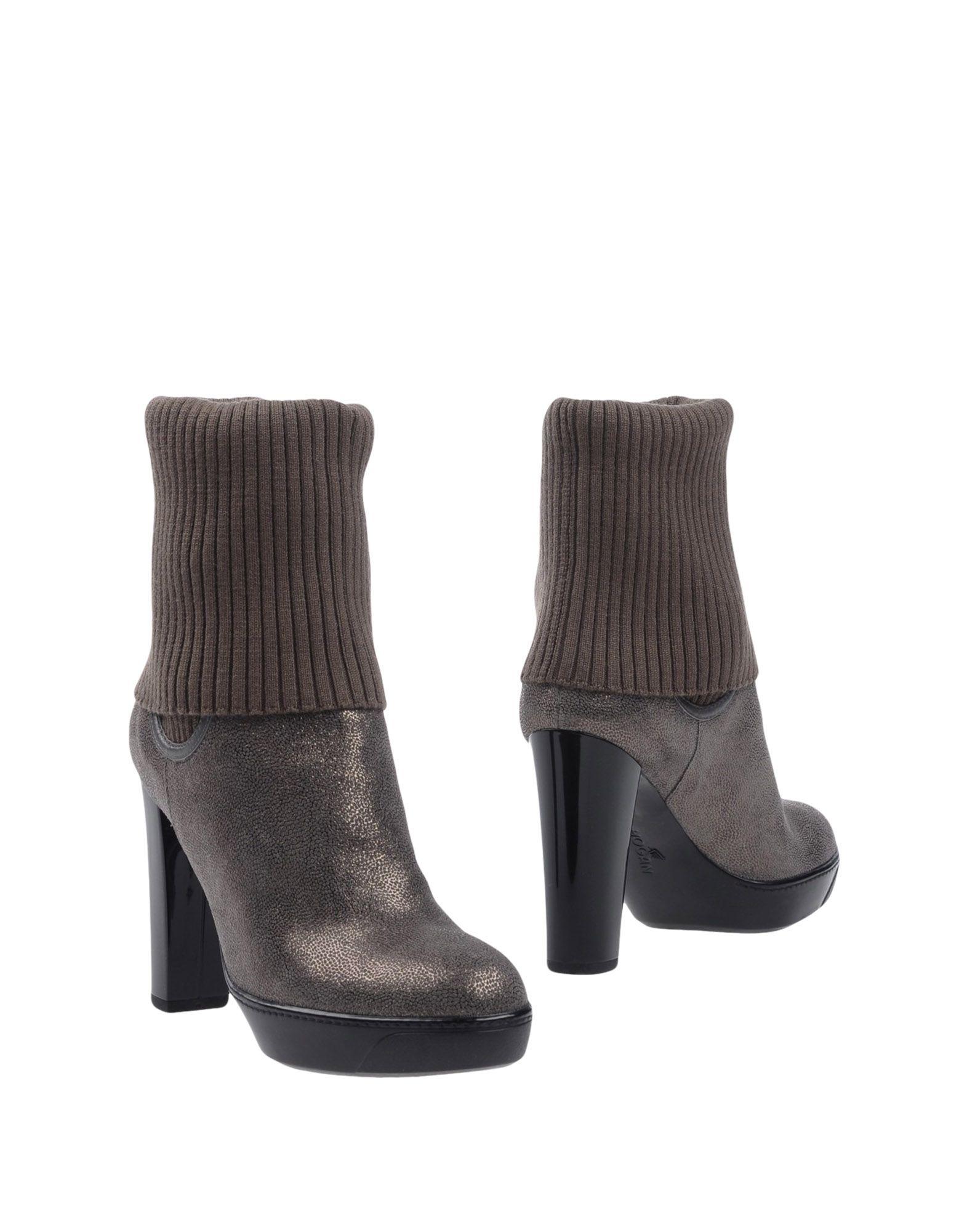 Hogan Stiefelette Damen  11299381MXGut aussehende strapazierfähige Schuhe