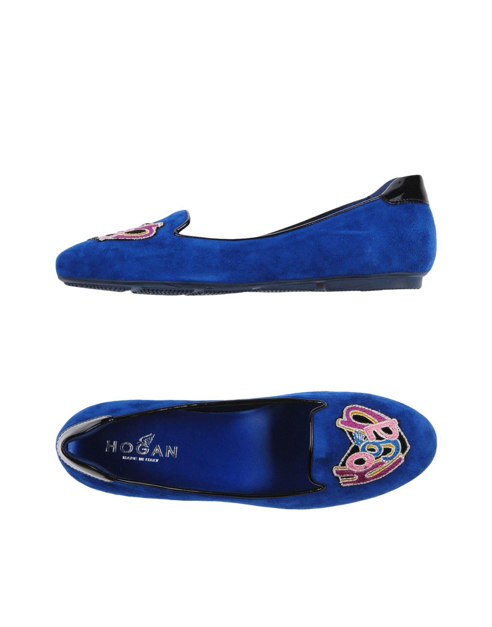 Stilvolle billige Schuhe Hogan Mokassins Damen  11299394VD