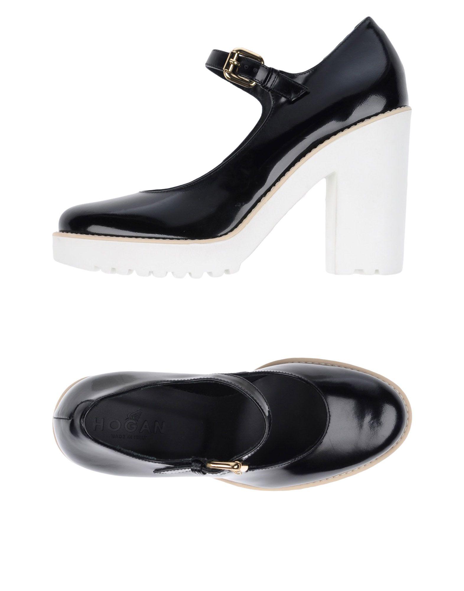 Hogan Pumps Damen  11299400OTGut aussehende strapazierfähige Schuhe