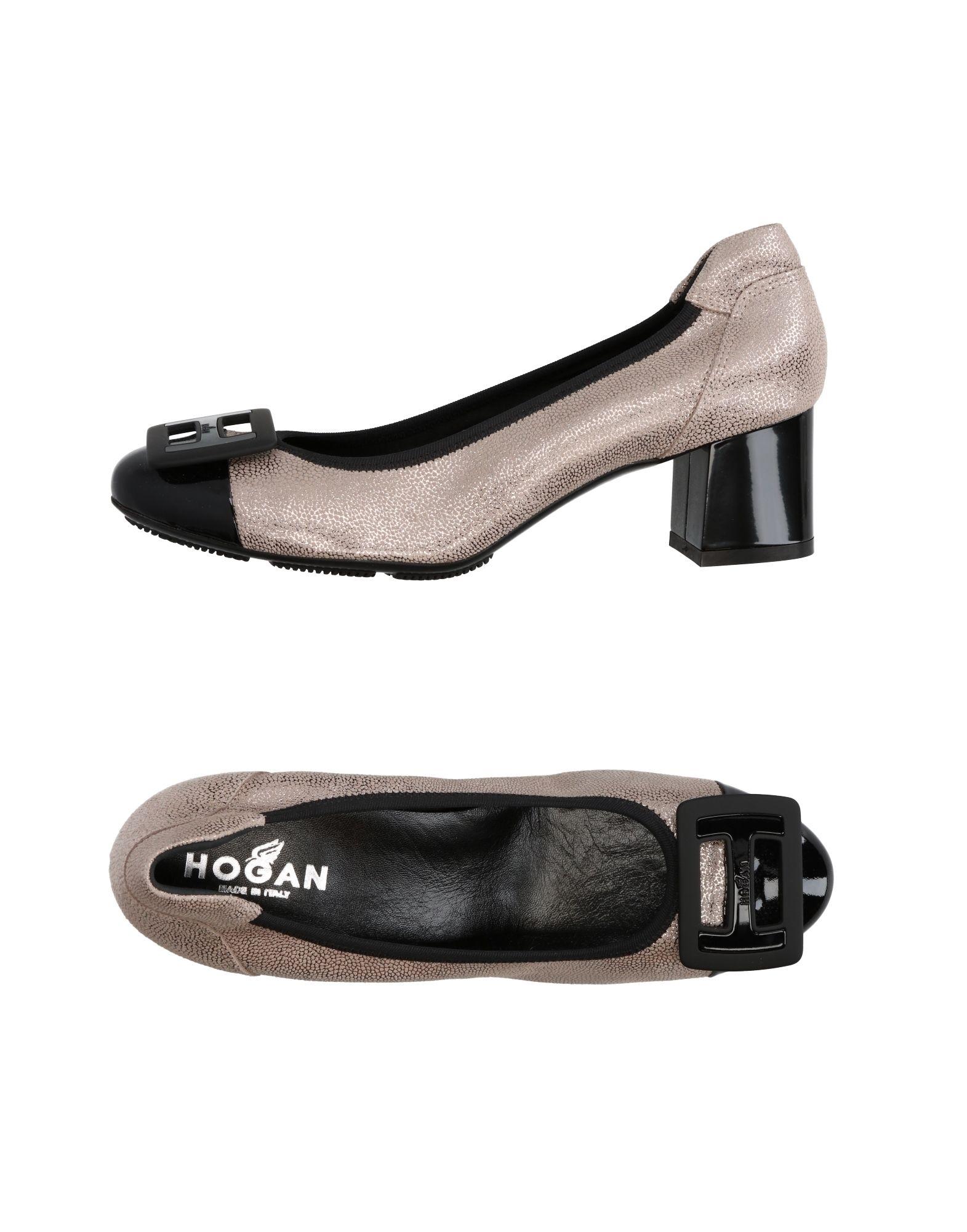 Stilvolle billige Schuhe Hogan Pumps Damen  11299433SG
