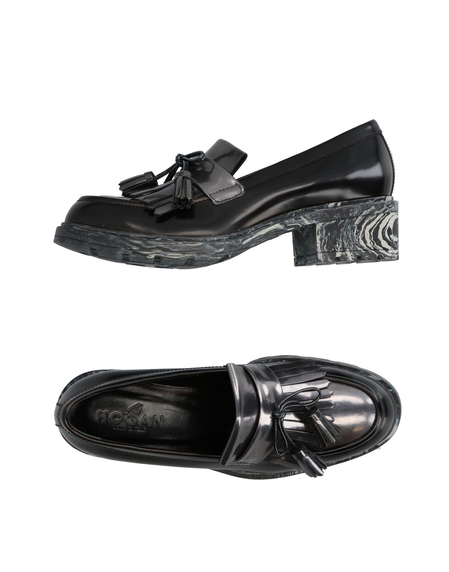 Rabatt Schuhe Hogan Mokassins Damen  11299517LA