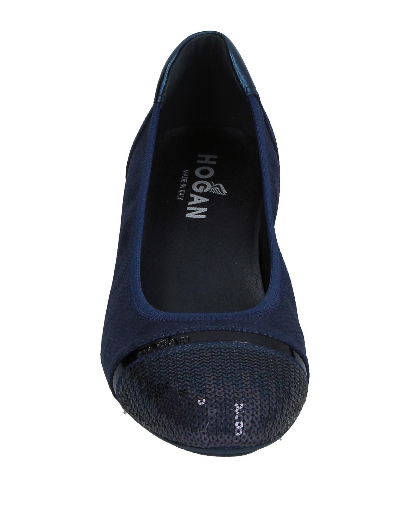 Hogan  Ballerinas Damen  Hogan 11299805BRGut aussehende strapazierfähige Schuhe ab5618