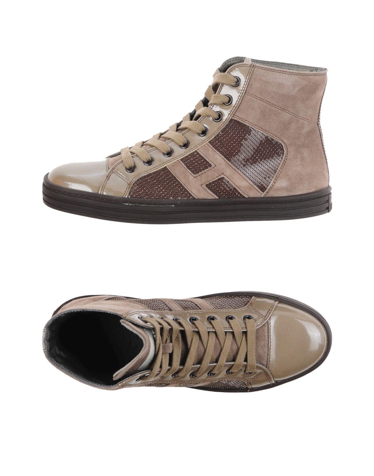 Hogan Rebel Sneakers Damen  11299807AI Neue Schuhe
