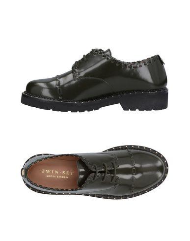 Zapato Barbieri De Cordones Twin-Set Simona Barbieri Zapato Mujer - Zapatos De Cordones Twin-Set Simona Barbieri - 11299808KS Verde militar 6565fa
