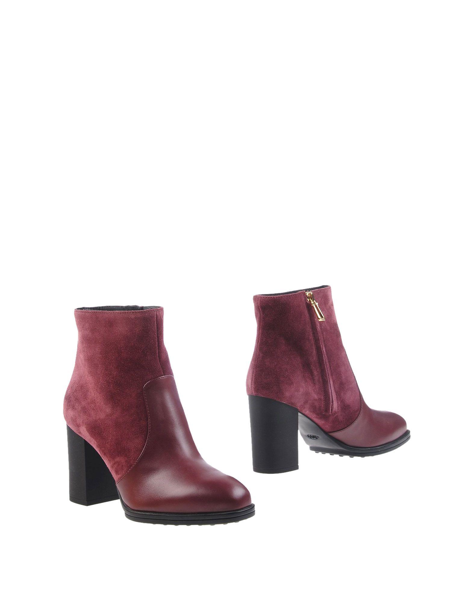 Tod's Stiefelette Damen  11300043CUGünstige Schuhe gut aussehende Schuhe 11300043CUGünstige cc909a