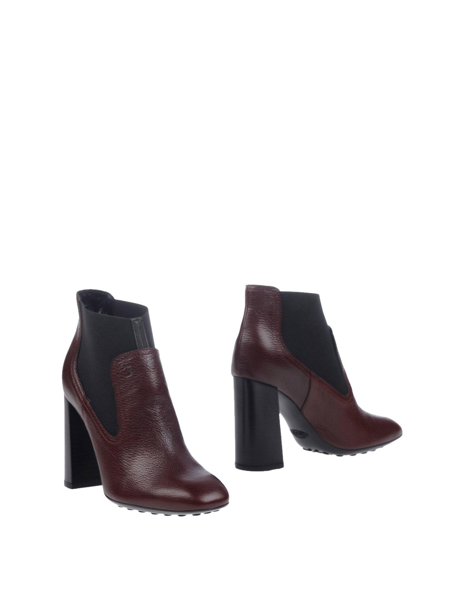 Tod's Chelsea Boots Damen aussehende  11300047UTGünstige gut aussehende Damen Schuhe 1a764e