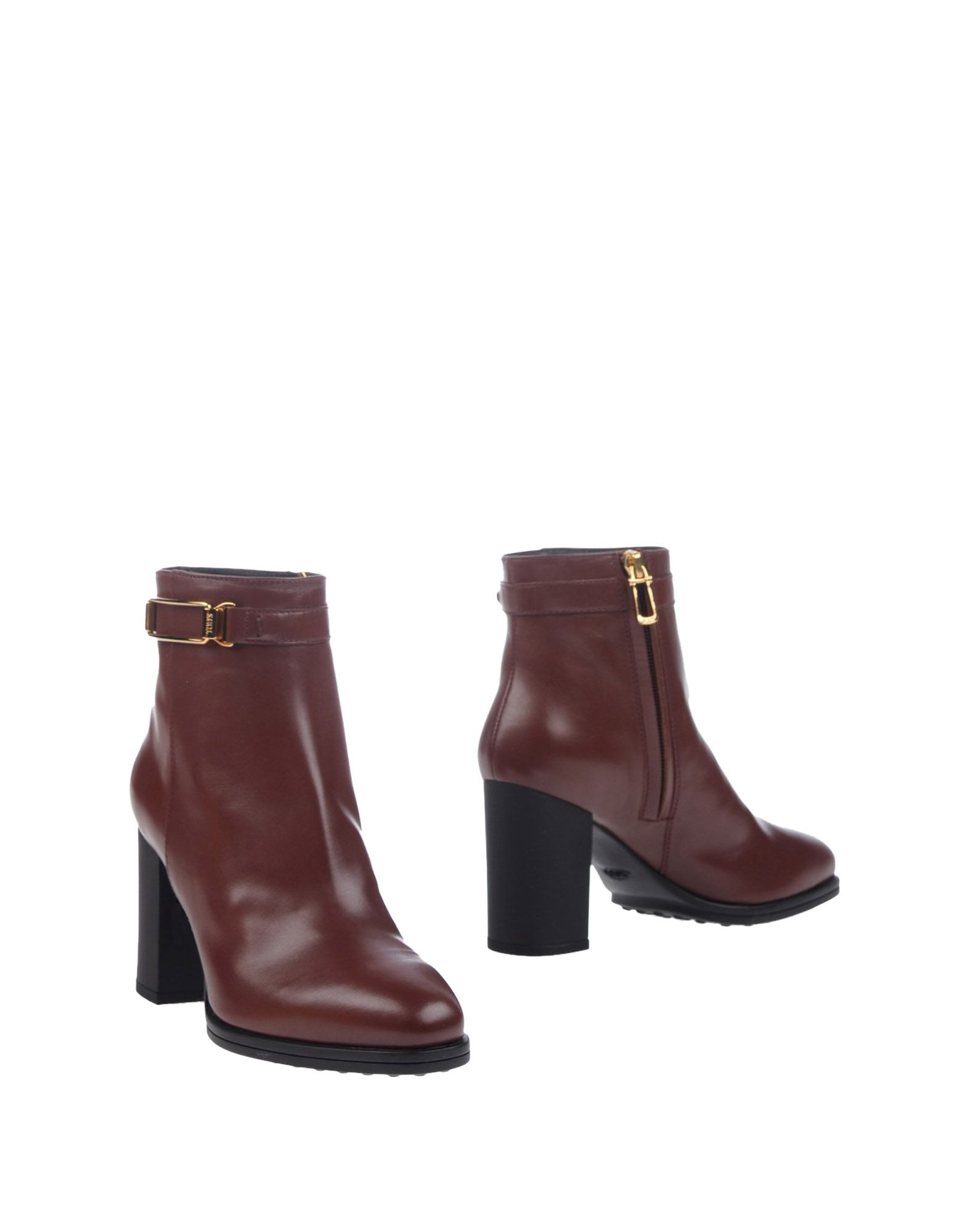 Tod's Stiefelette Damen  11300048GWGünstige gut aussehende Schuhe