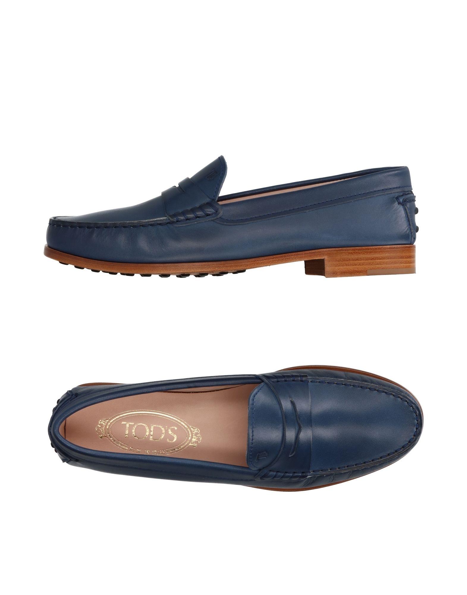 Haltbare Mode billige Schuhe Tod's Mokassins Damen  11300067PW Heiße Schuhe