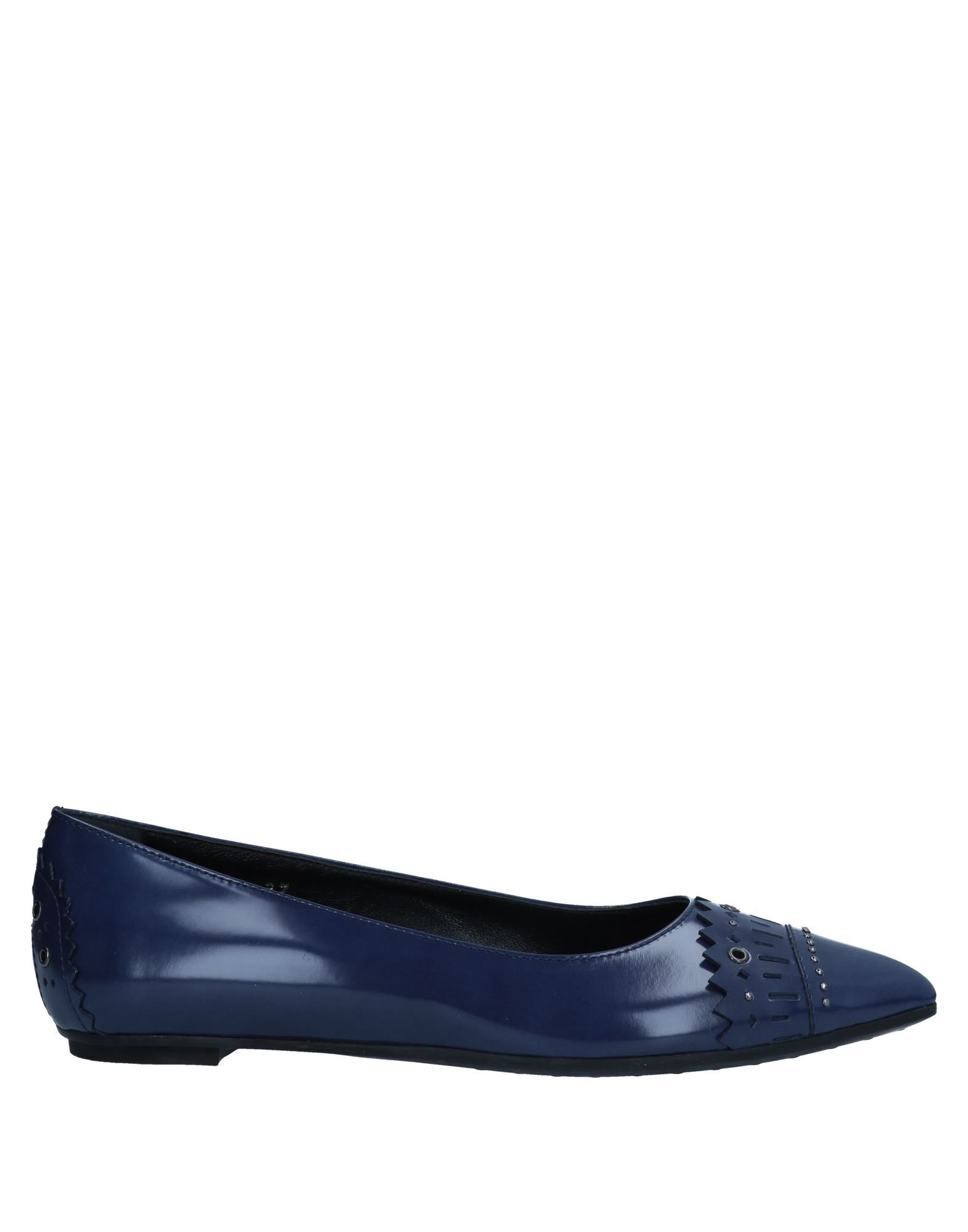 Rabatt Schuhe Tod's Ballerinas Damen  11300091SH