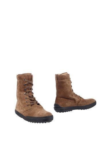 Zapatos con descuento Botines Botín Tod's Hombre - Botines descuento Tod's - 11300095UC Café 39aa96