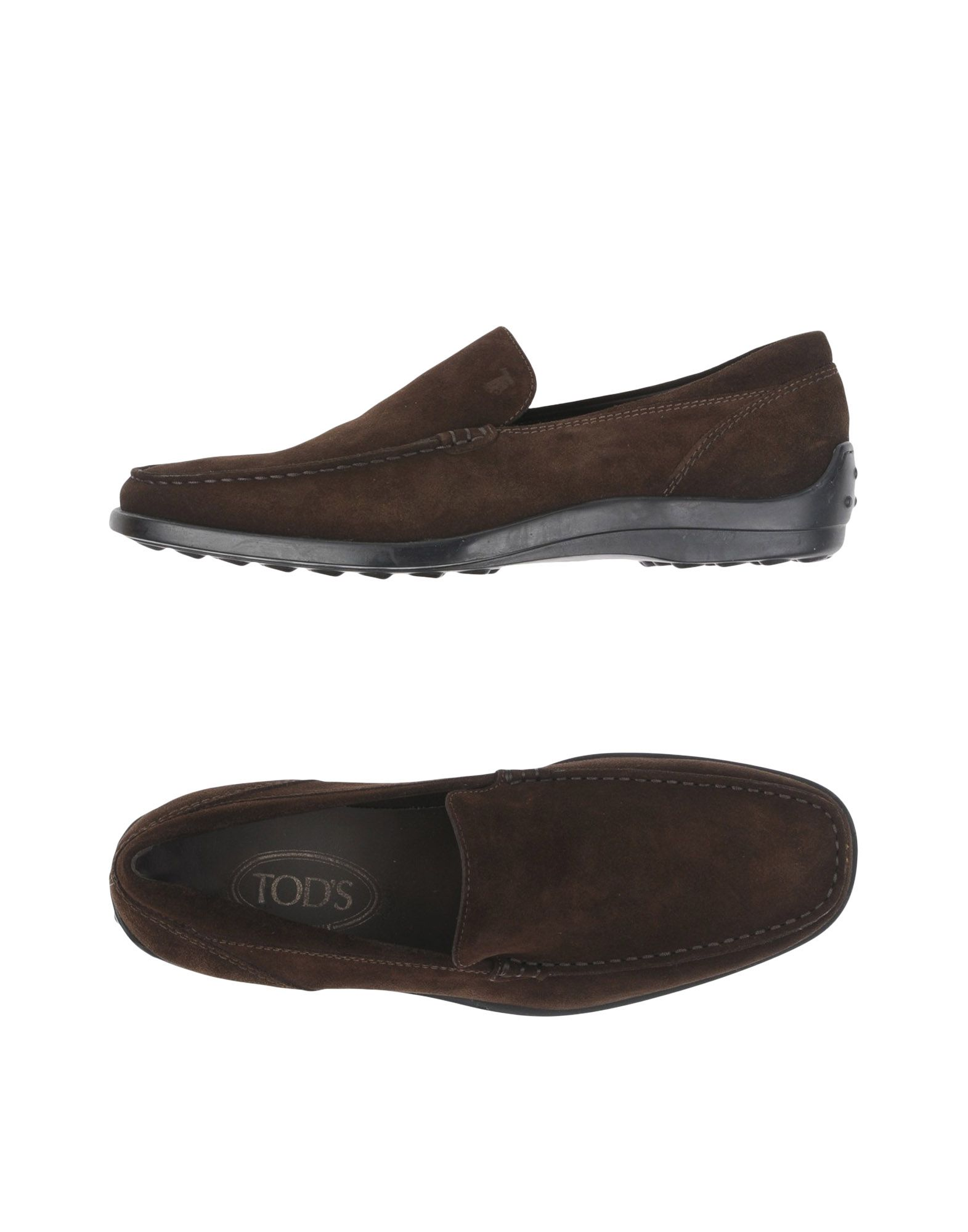 Tod's Loafers - Men Tod's Loafers online on on on  United Kingdom - 11300229SU 317571