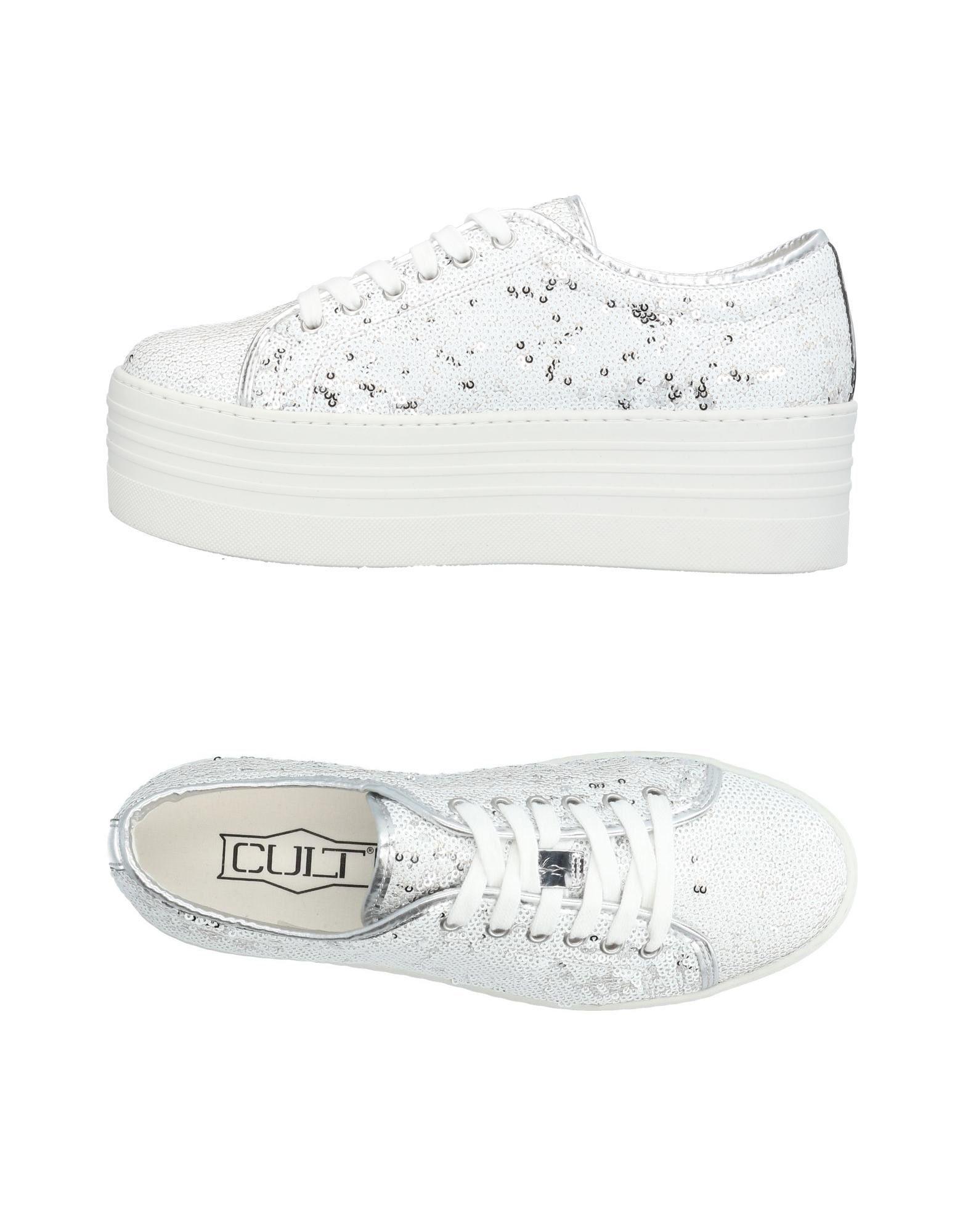 Günstige und modische Schuhe Cult Sneakers Damen  11300230TO
