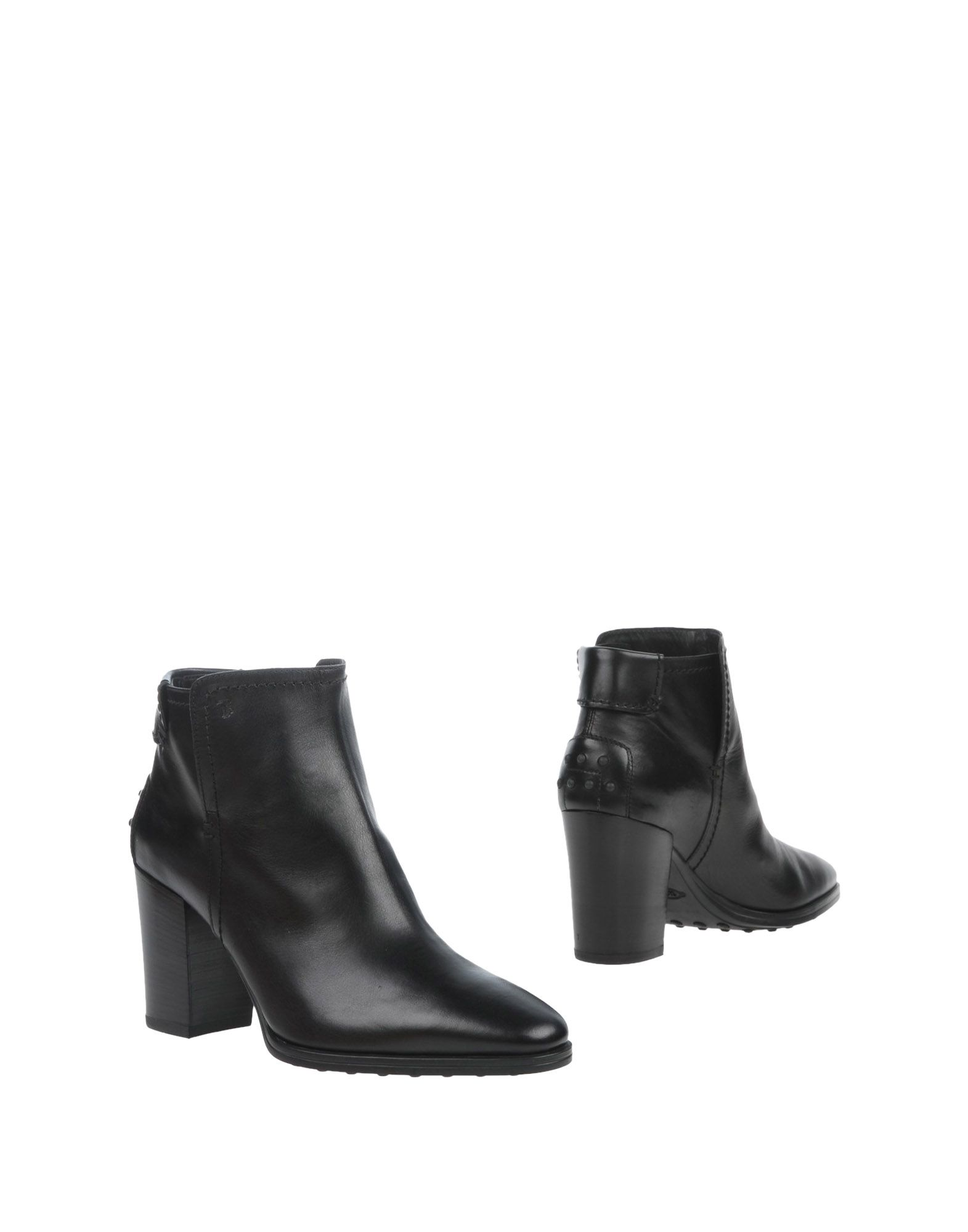 Tod's Stiefelette Damen Schuhe  11300273WOGünstige gut aussehende Schuhe Damen eba510