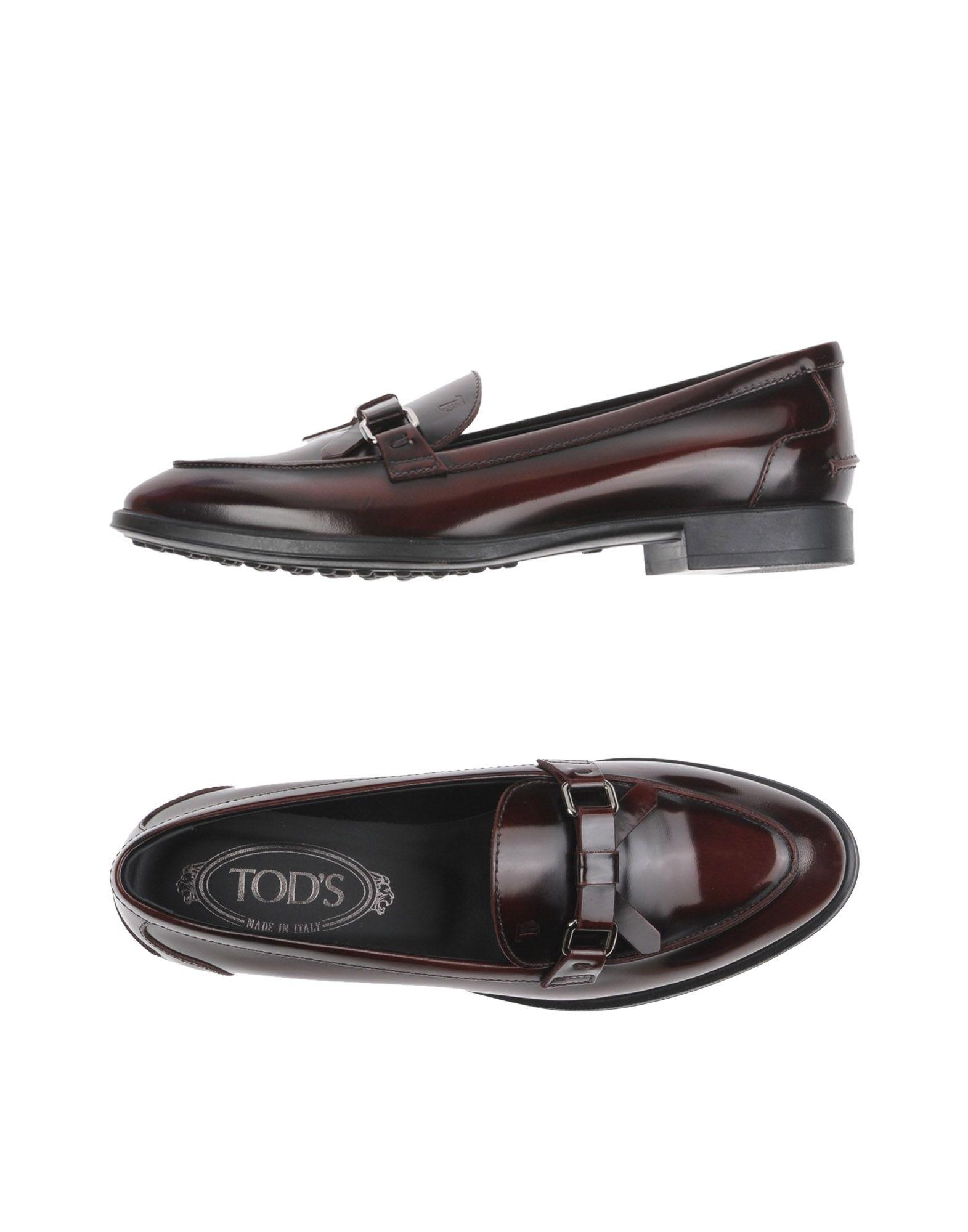Haltbare Mode billige Schuhe Tod's Mokassins Damen  11300427QC Heiße Schuhe