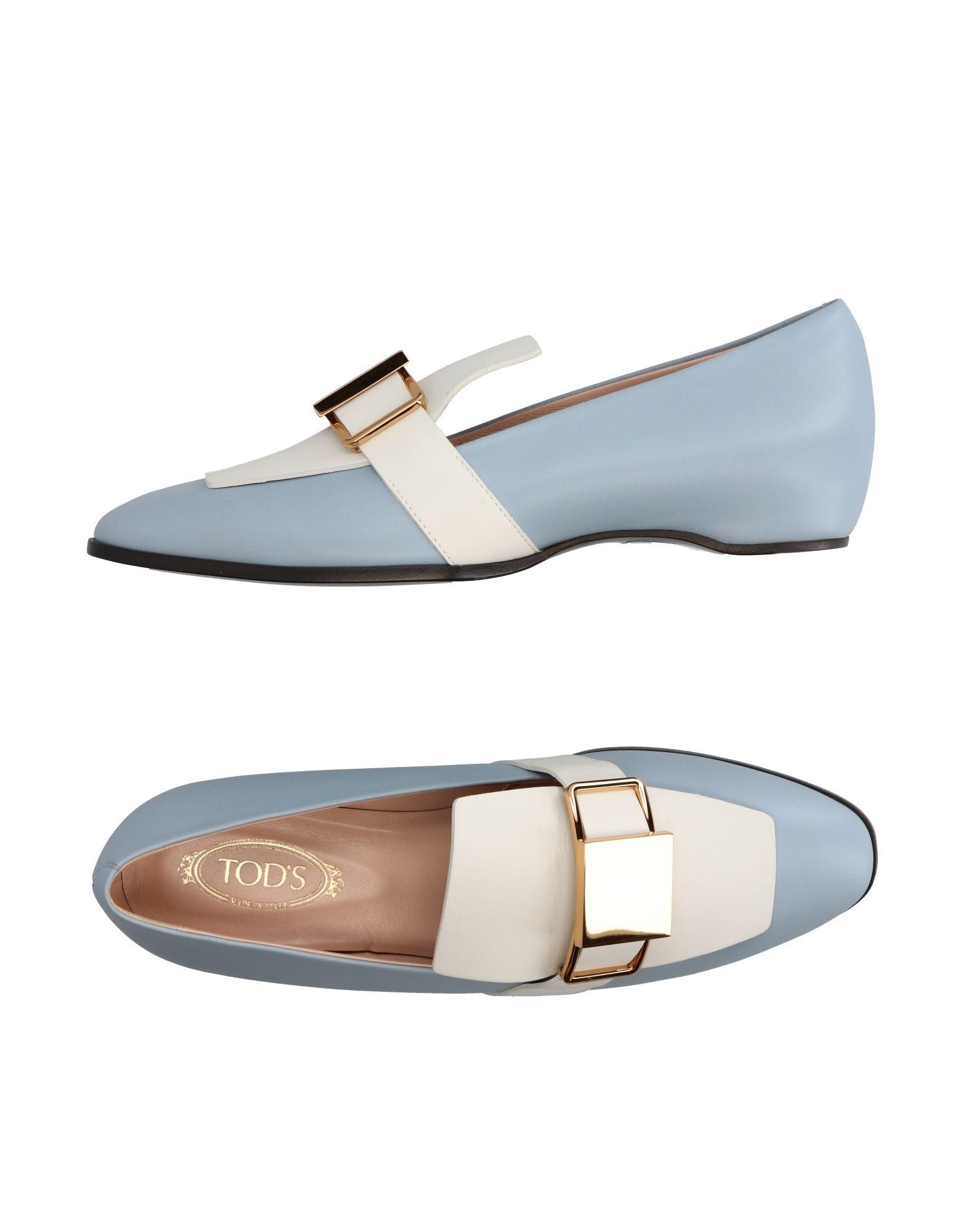 Tod's Mokassins Damen  11300573LKGünstige gut aussehende Schuhe