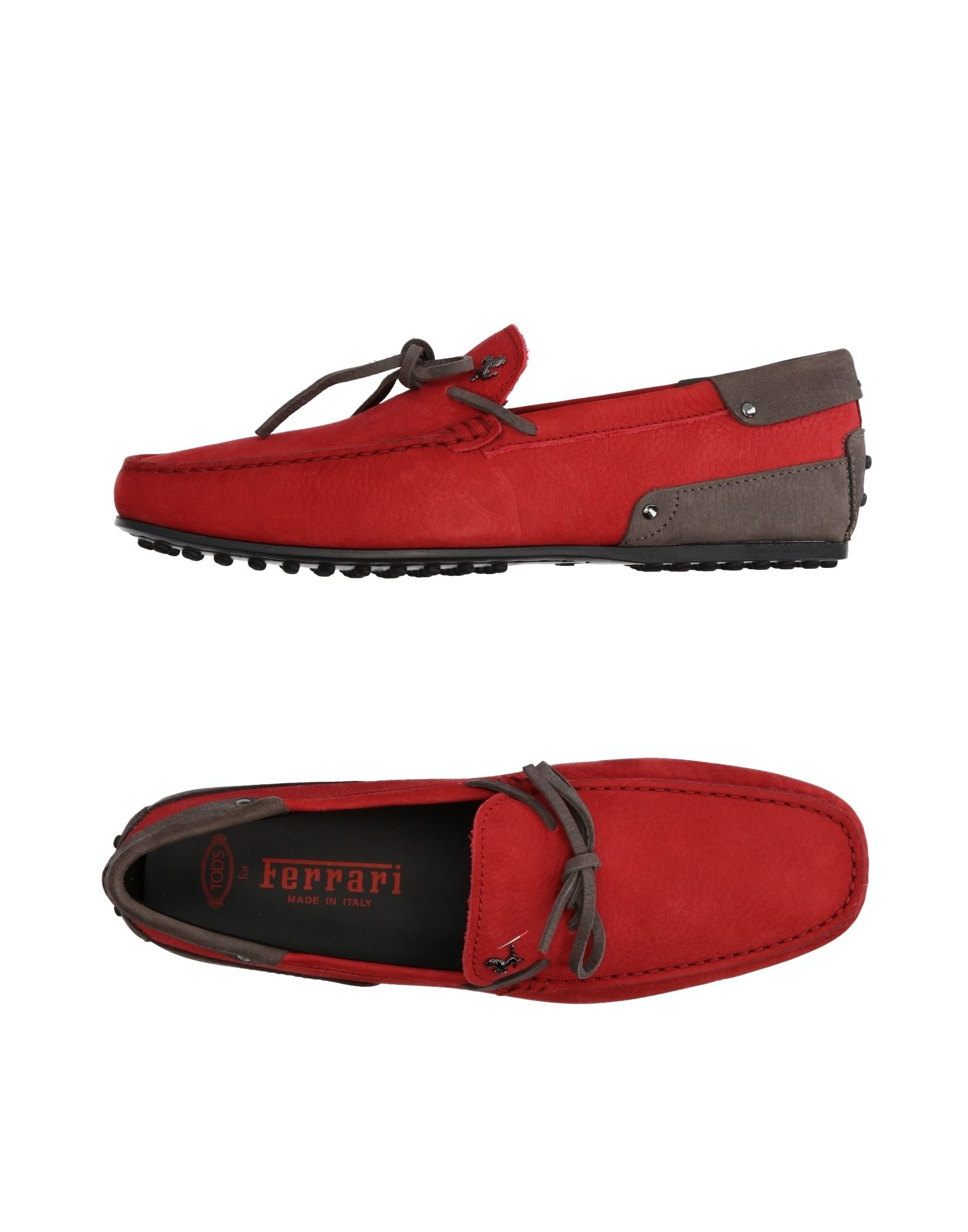 Mocassino Tod's For Ferrari Uomo - 11300592CU