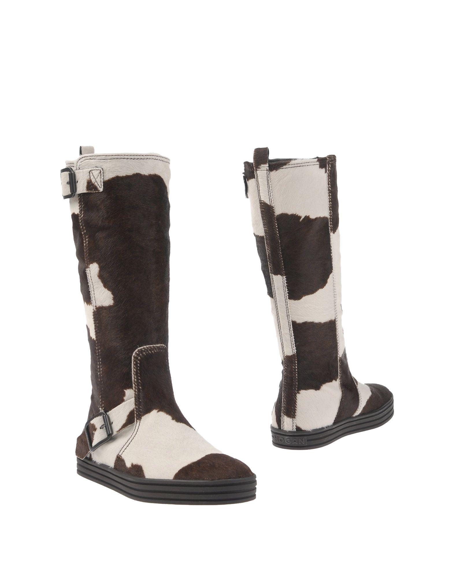 Hogan Stiefel Damen  11300673TGGünstige gut aussehende Schuhe