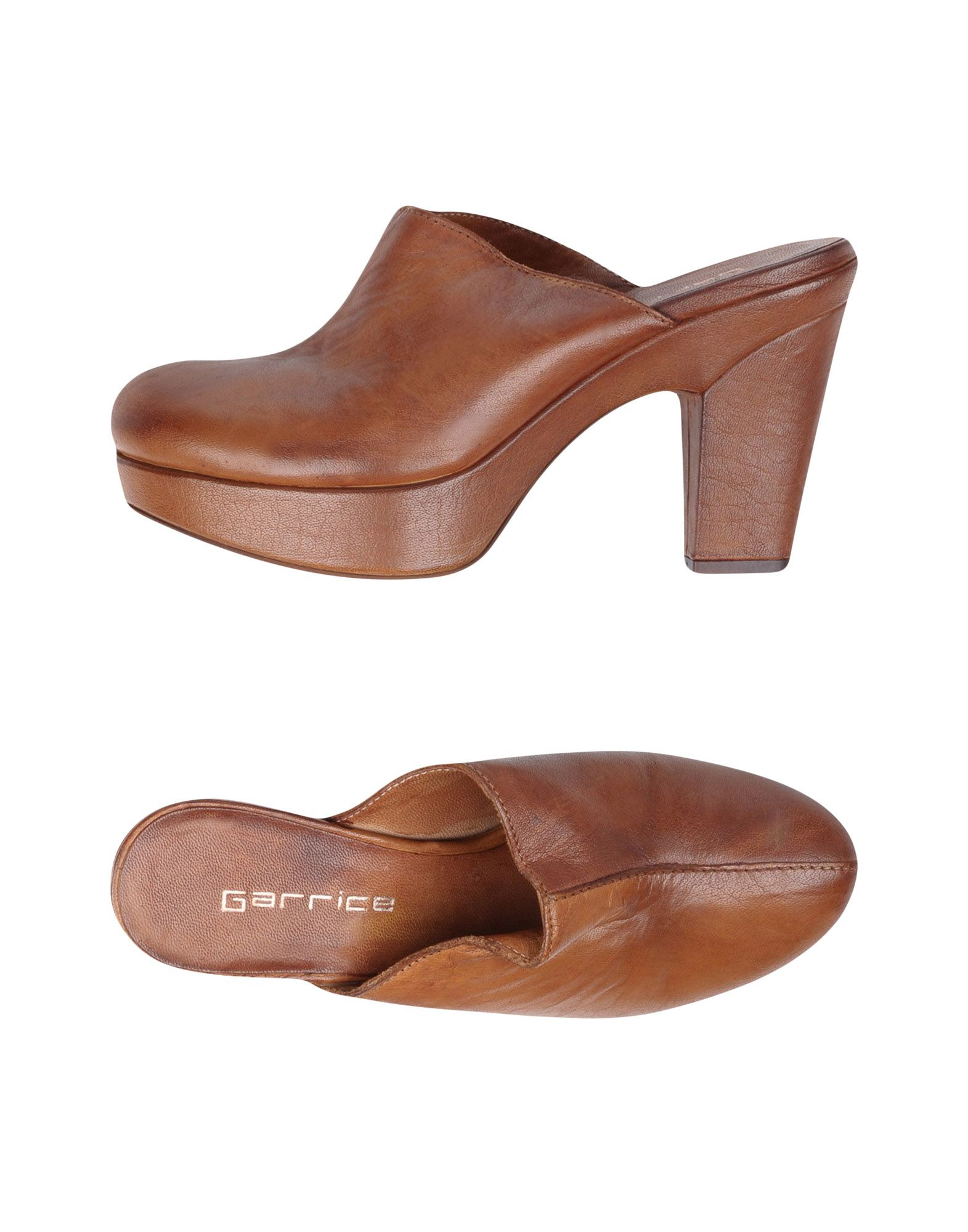 Stilvolle Garrice billige Schuhe Garrice Stilvolle Pantoletten Damen  11300767JV 24d1cc