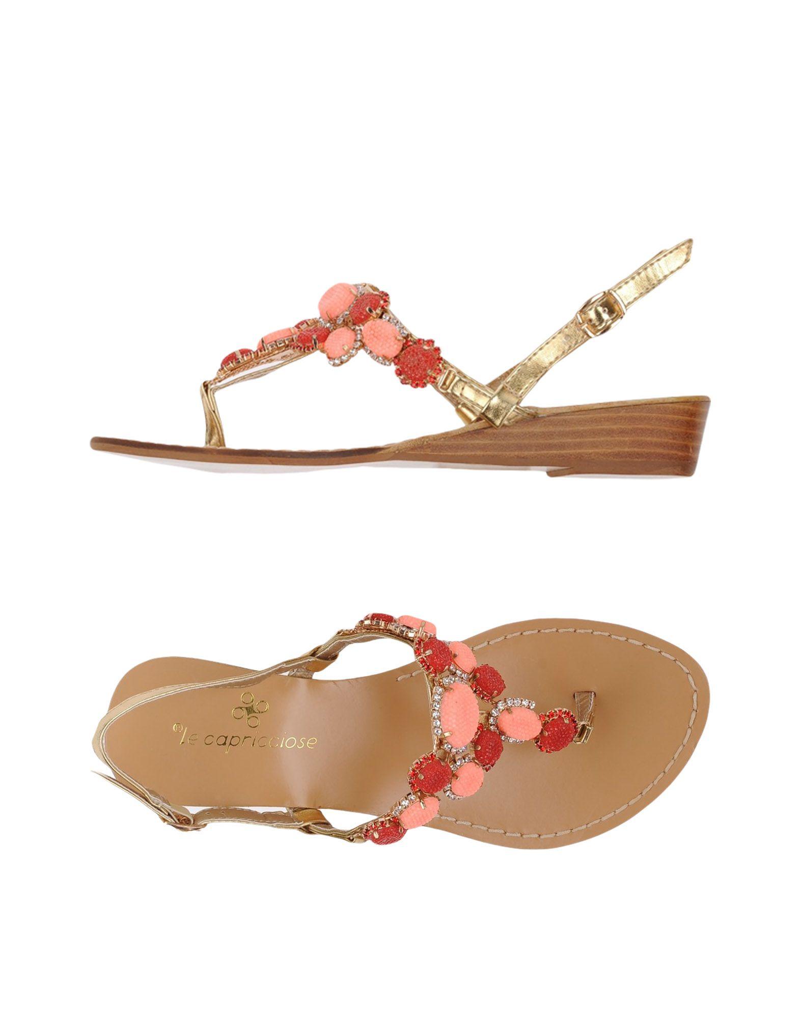 Le Capricciose® Dianetten Damen  Schuhe 11300868TL Gute Qualität beliebte Schuhe  f2dd19