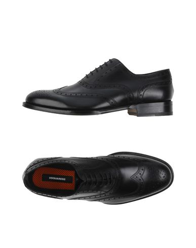 Zapatos con Dsquared2 descuento Zapato De Cordones Dsquared2 con Hombre - Zapatos De Cordones Dsquared2 - 11300932RA Negro 495cd7