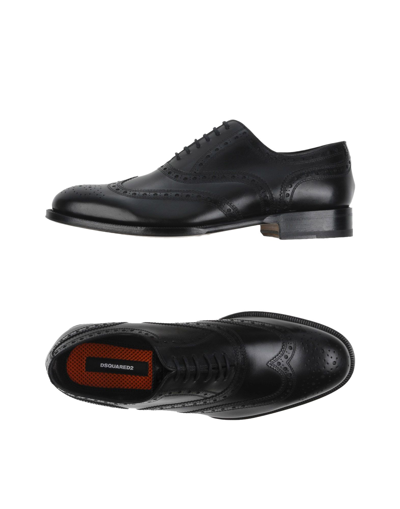 Haltbare Mode billige Schuhe Dsquared2 Schnürschuhe Herren  11300932RA Heiße Schuhe
