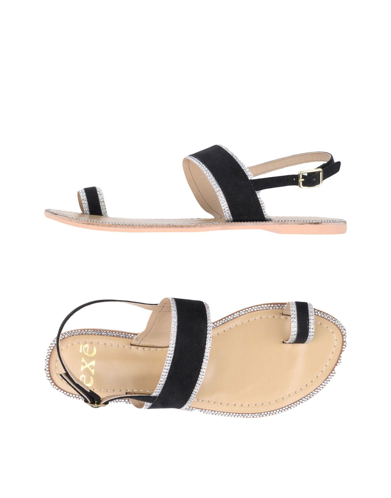 Exé By Tsakiris Mallas Dianetten Damen  11300947RJ Gute Qualität beliebte Schuhe