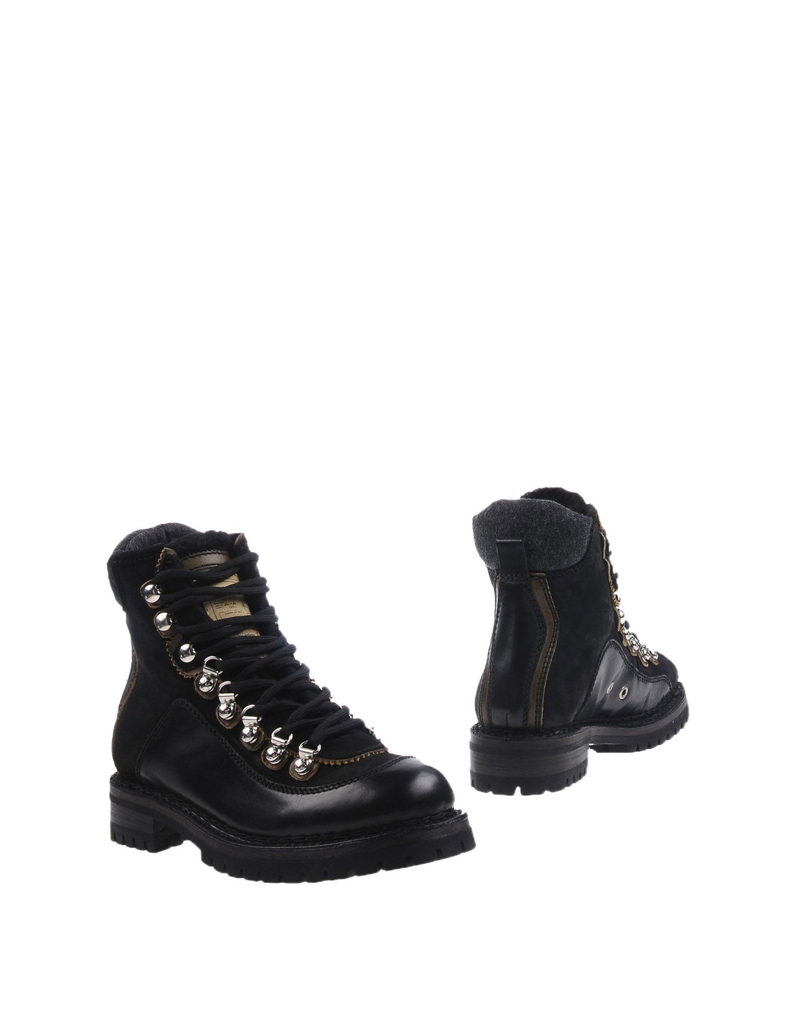 Dsquared2 Stiefelette Damen  11300958BJGünstige gut aussehende Schuhe