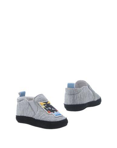 FENDI Sneakers Pelle Neonato  Vert (Dusty Olive Dusty Olive) F5N7jnr1