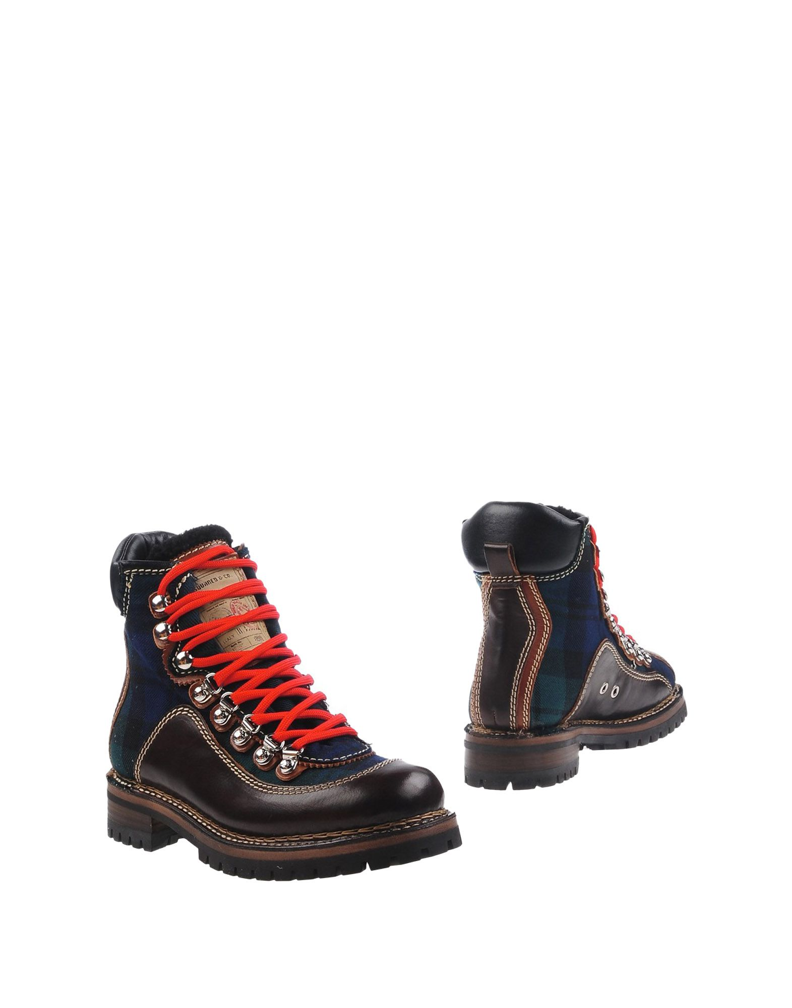 Dsquared2 Stiefelette Damen Schuhe  11301330XTGünstige gut aussehende Schuhe Damen 0f1eff