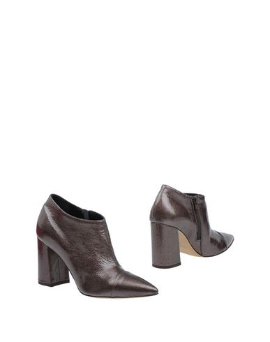 FAUZIAN JEUNESSE Ankle Boot in Lead